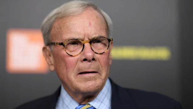 Photo of Tom Brokaw's Comment on Hispanics Wasn't Racist. It Was White Magic