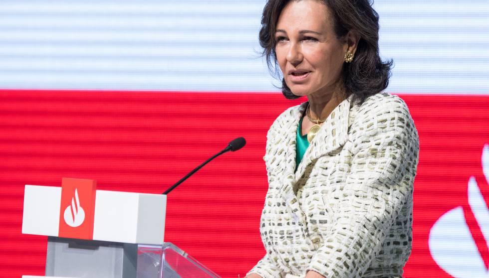 Photo of El Santander gana 7.810 millones en 2018, un 18% más, por el tirón de Brasil y España