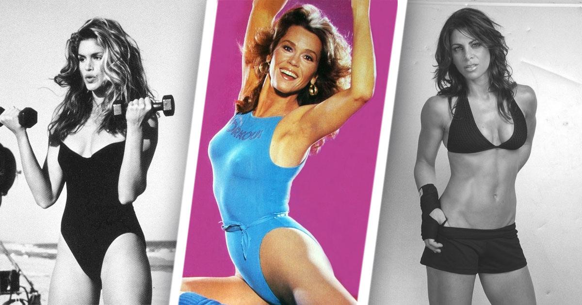 Фото Как сейчас выглядят фитнес-гуру, которые первыми ввели моду на спорт