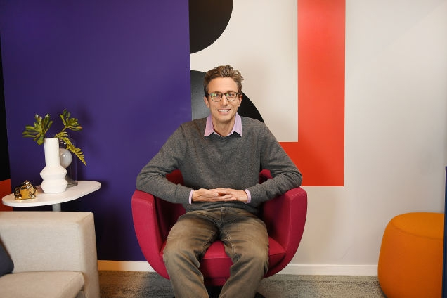 Photo of Jonah Peretti Cautions Against Leaks in Leaked Audio of BuzzFeed All-Hands Meeting