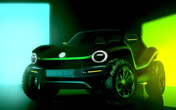 Photo of VW dune buggy electric concept proves EVs aren't dull
