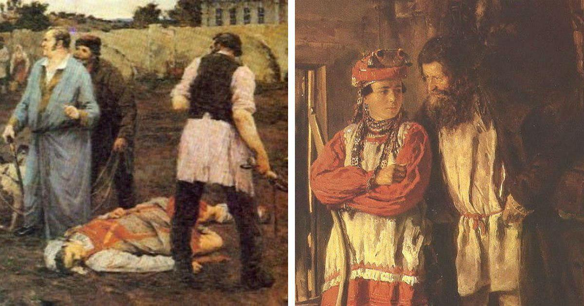 Фото Крестьянский блуд и помещичьи гаремы. Интимные традиции на Руси