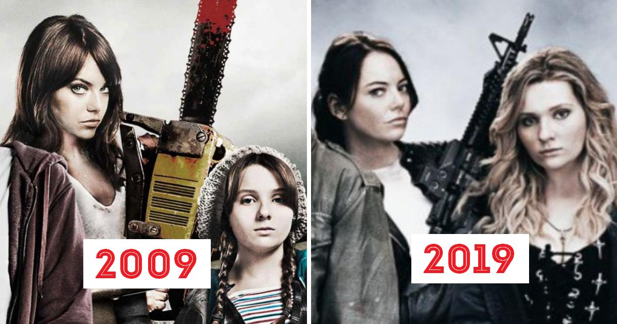 """Фото """"Добро пожаловать в Zомбилэнд"""" 10 лет спустя. Как изменились герои?"""