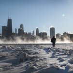 Extreme Cold Weather Spreads East