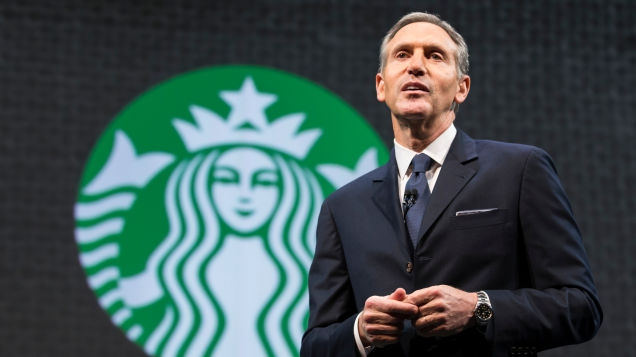 Photo of Don't Ask Your Starbucks Barista About Howard Schultz