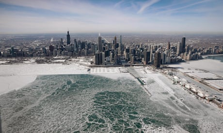 Photo of 'Chiberia': extreme cold in Chicago inspires solidarity and awe
