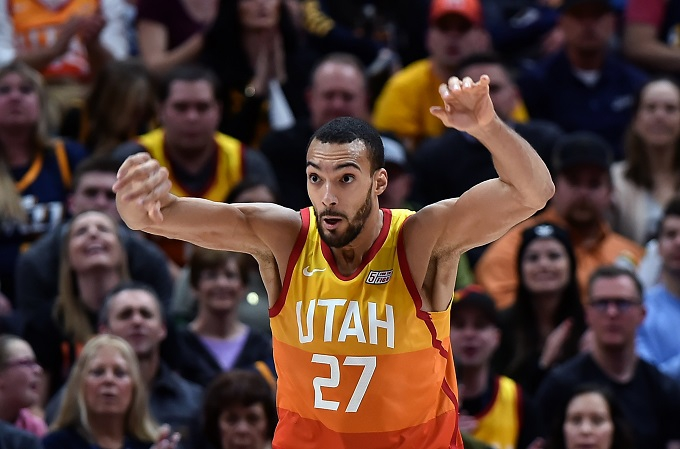 Photo of Rudy Gobert Cries Over His All-Star Snub
