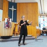 The Saturday Profile: A Canadian Preacher Who Doesn't Believe in God
