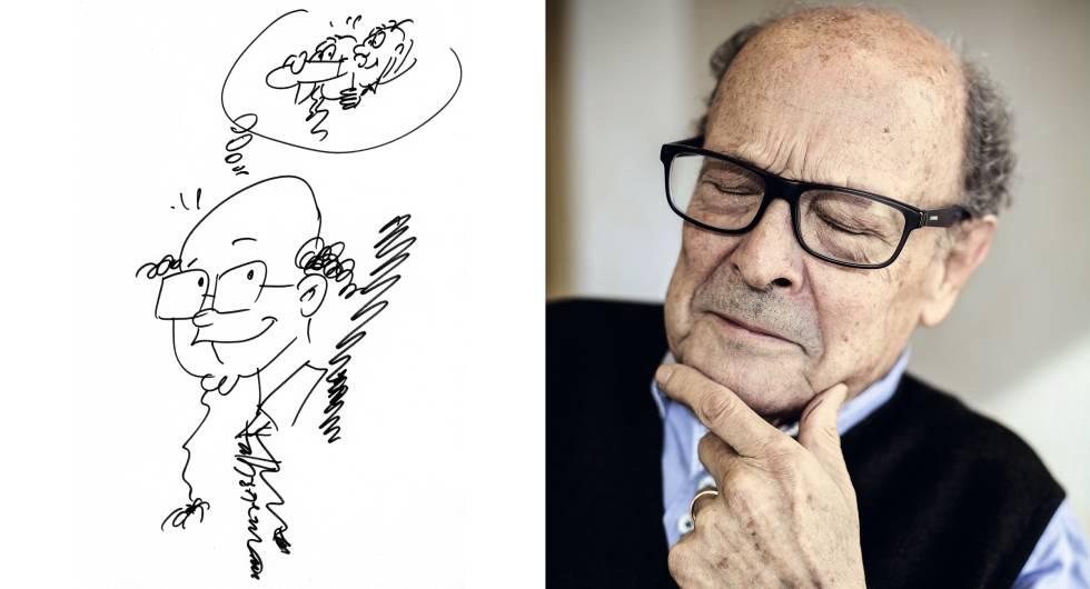"""Photo of Ibáñez (padre de Mortadelo): """"Se debe poder hacer humor de todo, y eso incluye al Rey y al Papa"""""""