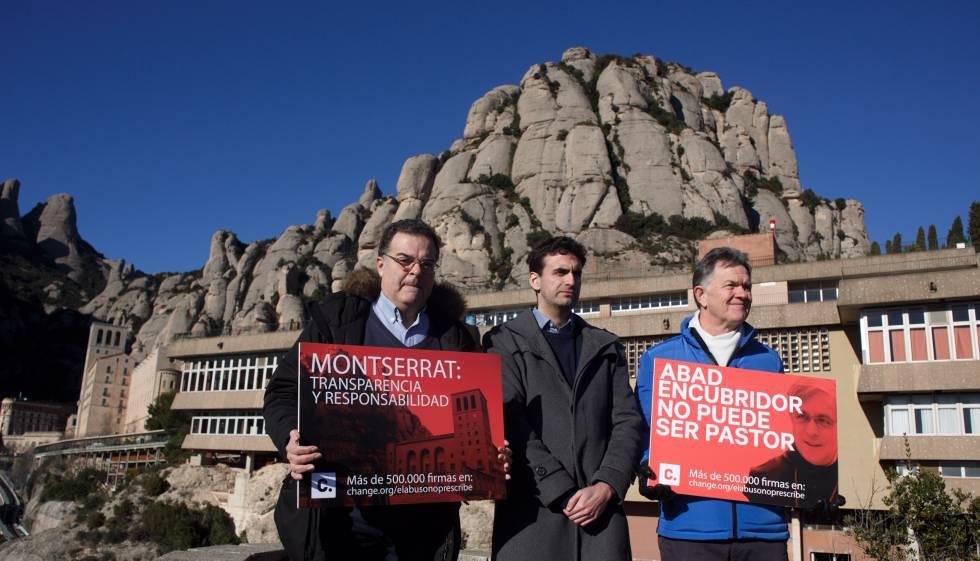 Photo of El abad de Montserrat pide perdón a las víctimas de abusos sexuales