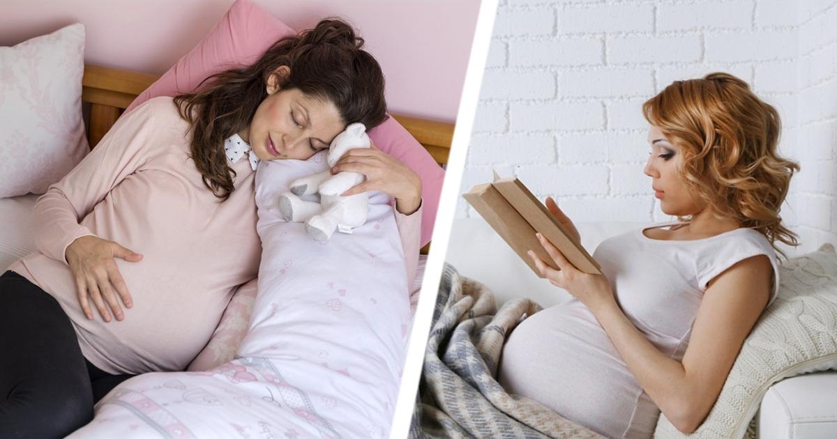 Ученые выявили смертельную опасность долгого сна для беременных