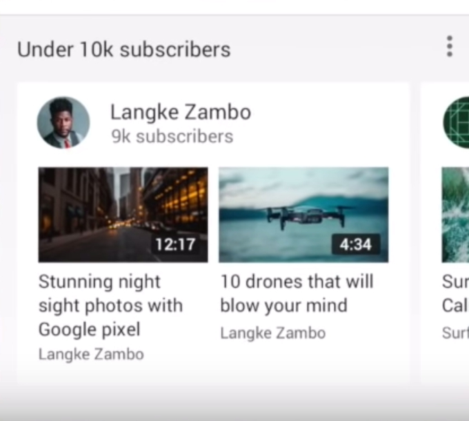 Photo of YouTube expands test of its Instagram-like Explore tab to more devices