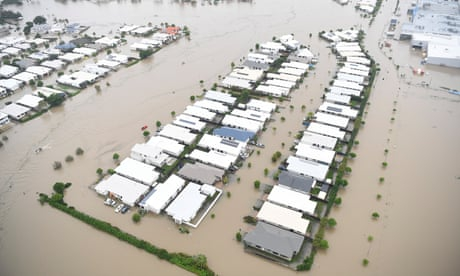Photo of Townsville flooding: PM offers disaster assistance but won't discuss climate change – live