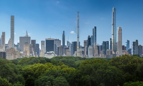 Photo of Super-tall, super-skinny, super-expensive: the 'pencil towers' of New York's super-rich