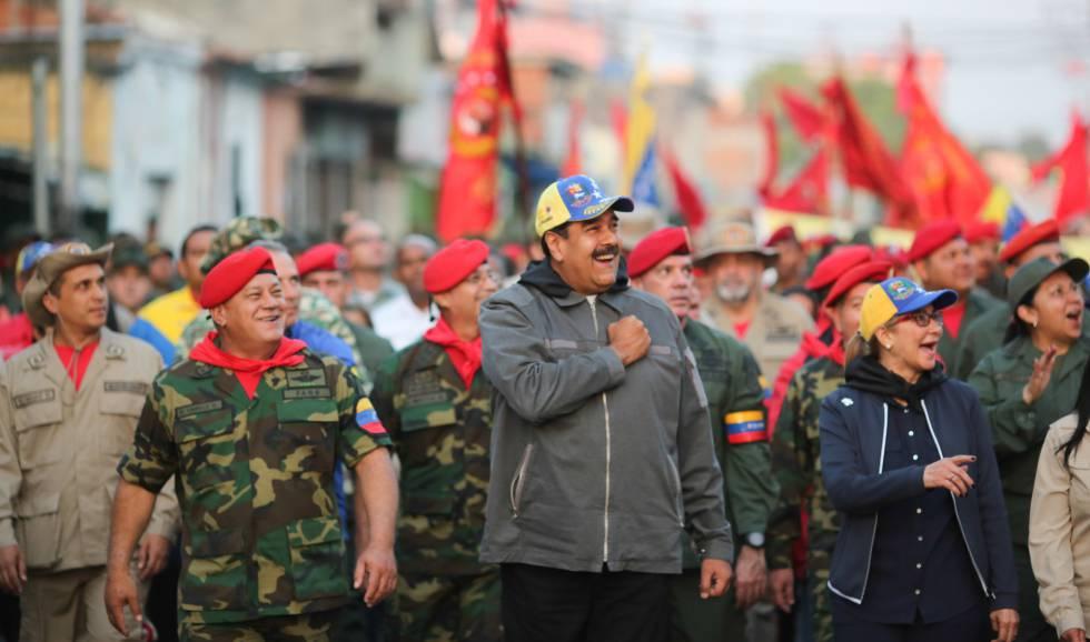 Photo of Las últimas noticias sobre la crisis de Venezuela, en directo