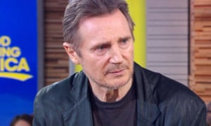 Photo of Liam Neeson says he is not a racist in wake of rape comments
