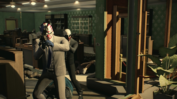 Photo of NBCUniversal and Starbreeze team up on Payday: Crime War mobile game