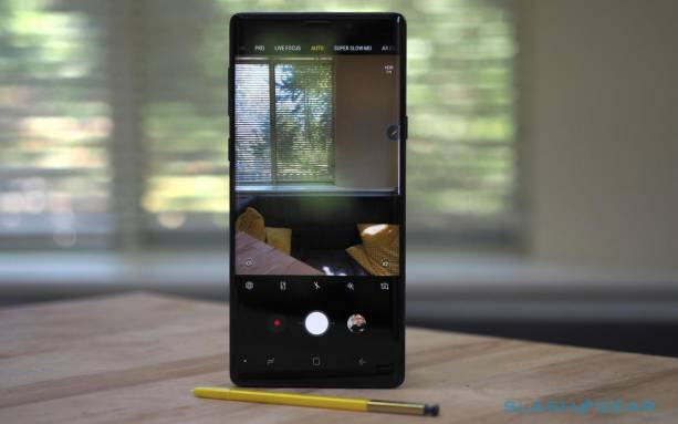 Photo of Galaxy Note S Pen might have a camera inside for selfies