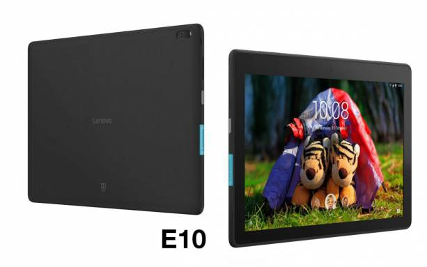 Photo of Lenovo Tab E10 available in the US six months after debut