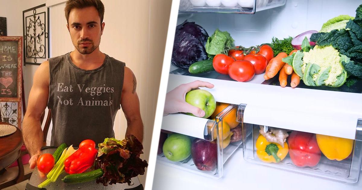 Фото К чему приведет рацион, состоящий только из овощей и фруктов