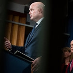 After Heated Exchange, Matthew Whitaker Says He Will Testify Friday Before the House