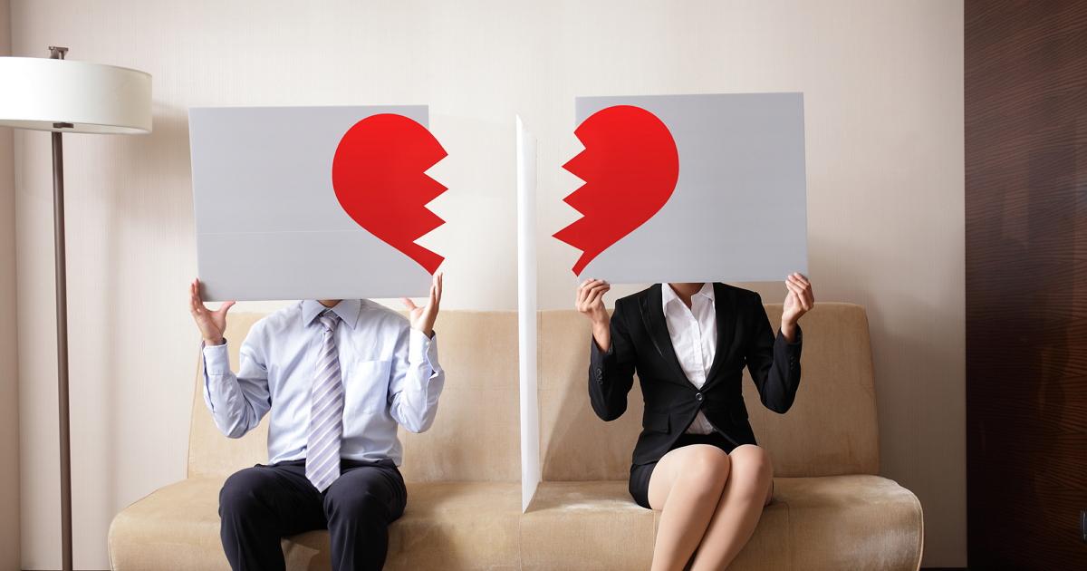 Постель и деньги. Адвокаты по разводам - о признаках, что ваш брак рухнет