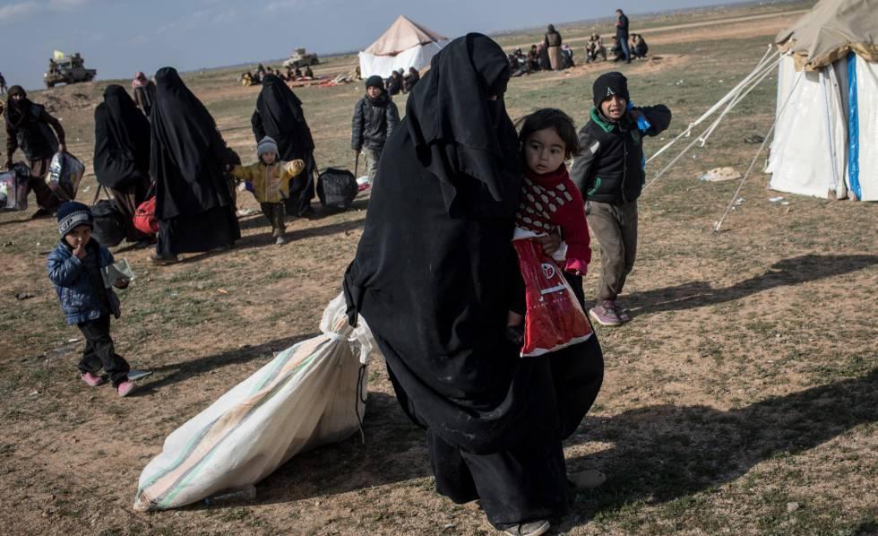 Photo of Los kurdos de Siria lanzan la ofensiva final contra el último reducto del ISIS