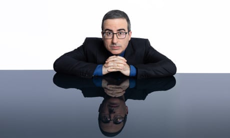 Photo of John Oliver: 'Maybe Brexit is a great idea. There's absolutely nothing to suggest that'