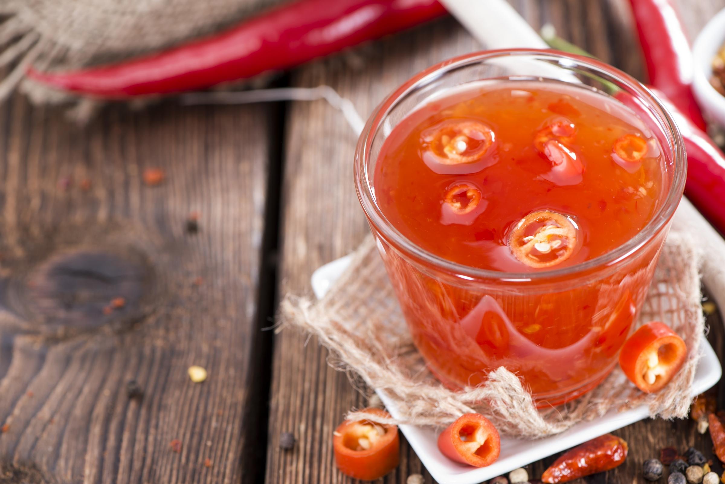 Тайский сладкий соус чили