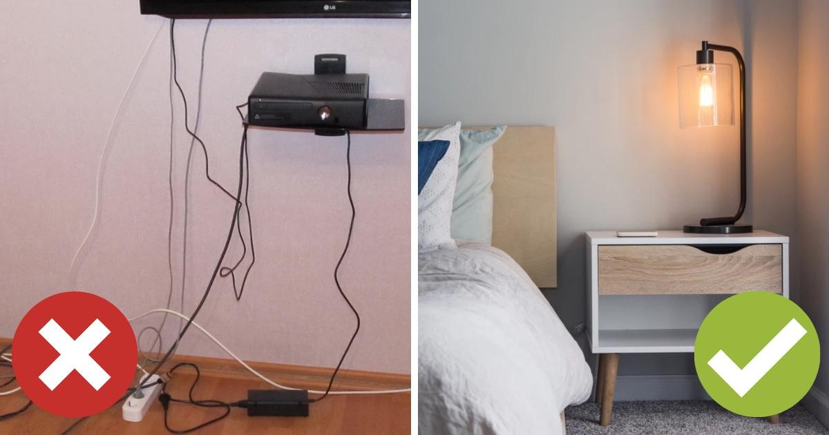 Вдоль стен: 4 ошибки при размещении мебели в квартире