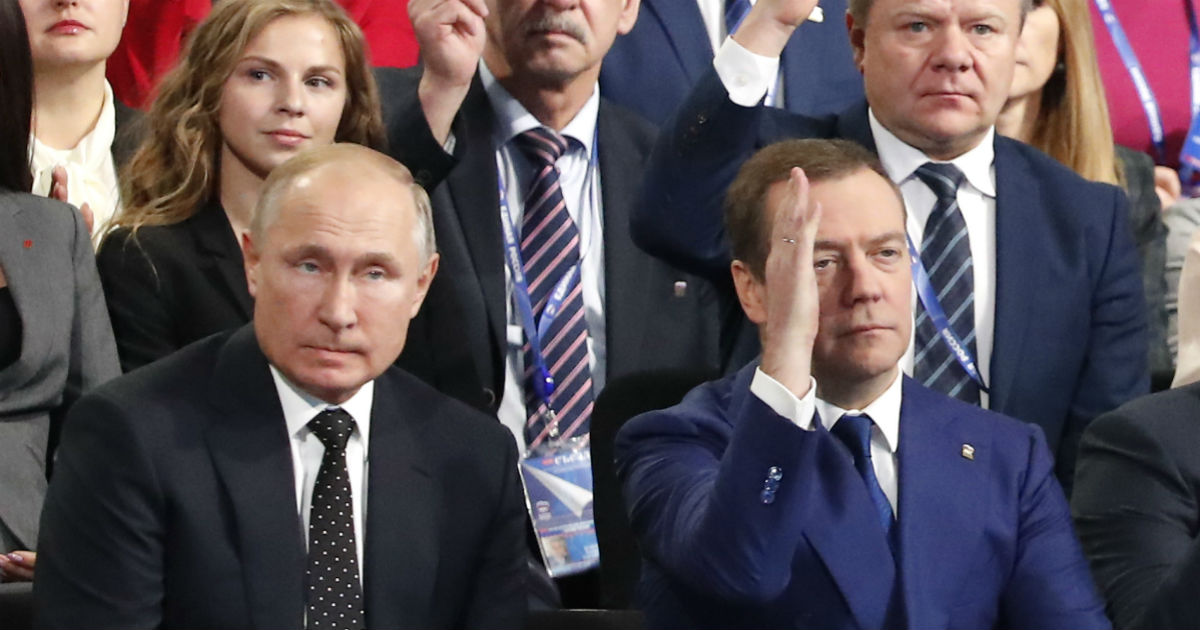 Фото Медведев написал статью о будущем России. Почему она грустна и нелепа?