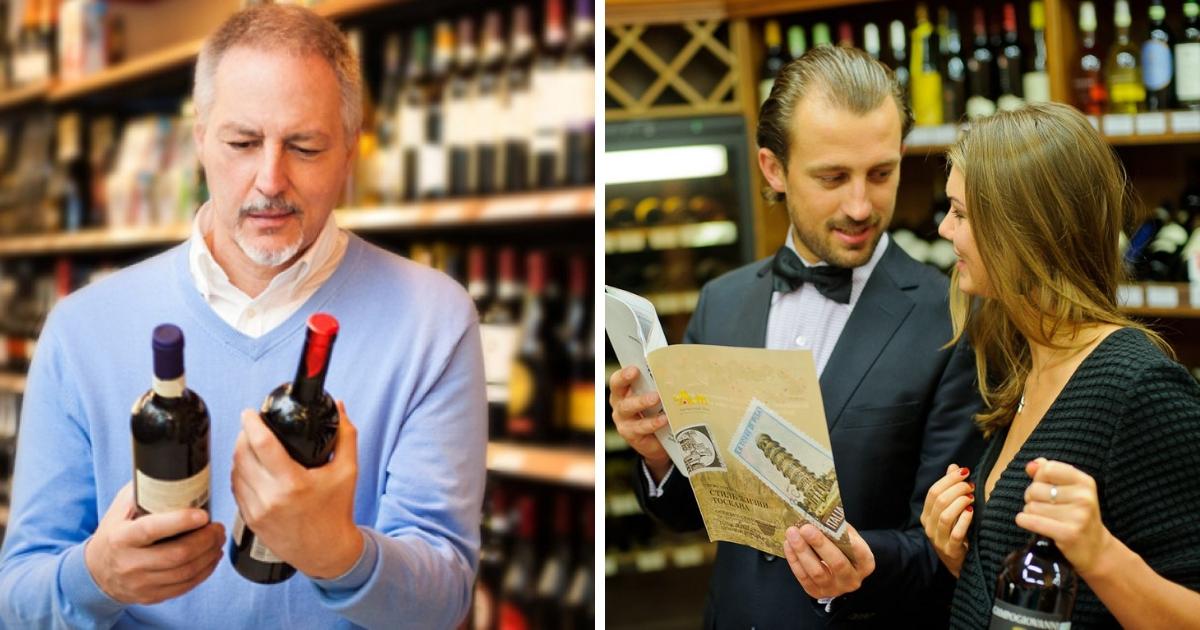 Фото 5 советов: как выбрать хорошее вино, даже если вы ничего в нем не понимаете