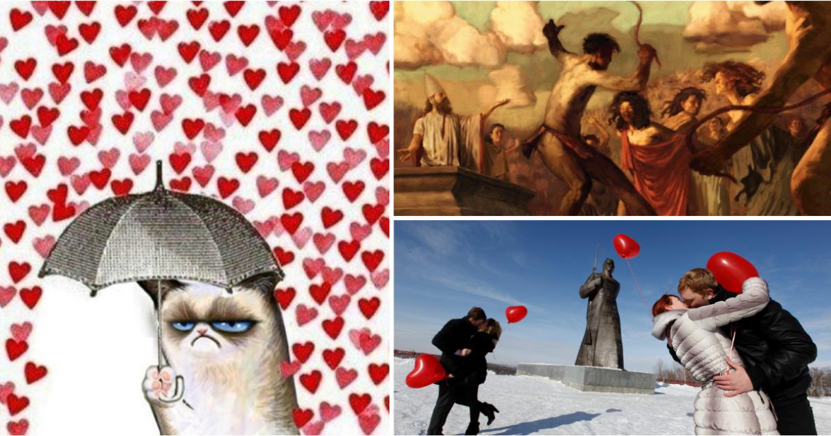 День святого Валентина 14 февраля: суть, история и обычаи праздника