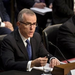 McCabe Says Justice Dept. Officials Had Discussions About Pushing Trump Out