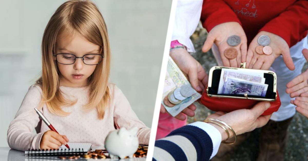 Как дети тратят деньги и нужно ли держать их расходы под контролем