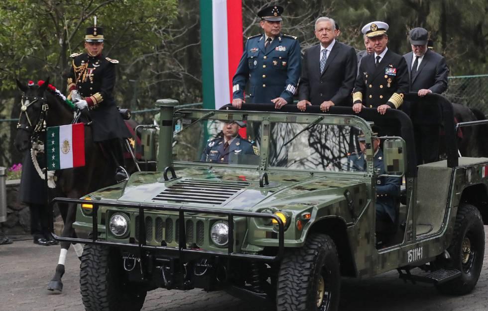 Photo of Terminar de entregar México a los militares