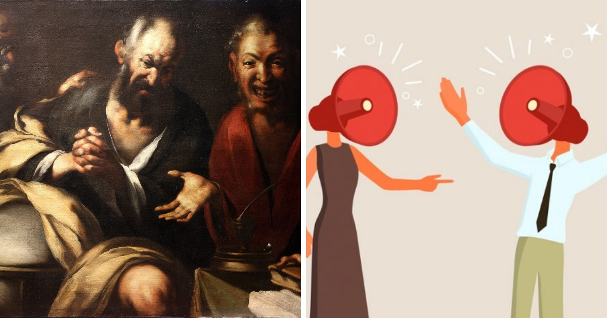 Фото Удивить и обезоружить: несколько простых способов победить в споре