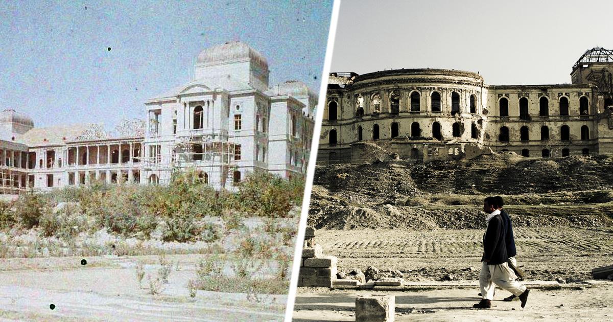 Афганистан, нетронутый войной: каким он был в 1920-х годах?