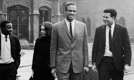 Photo of Malcolm X at Oxford: 'They're going to kill me soon'