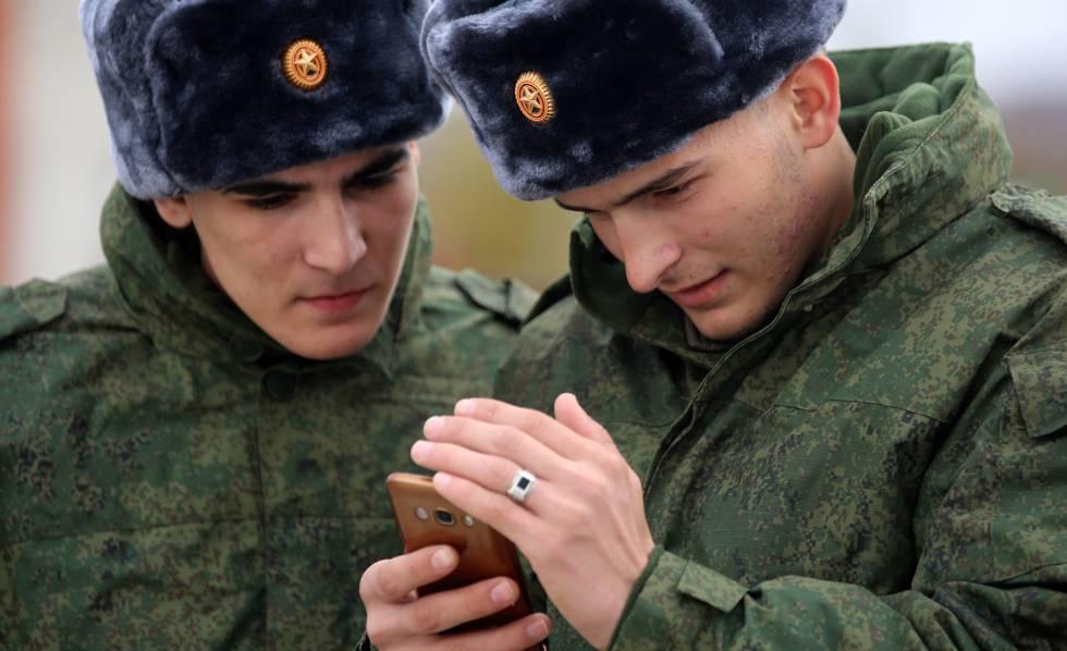 Photo of 'Apagón digital' para los soldados rusos