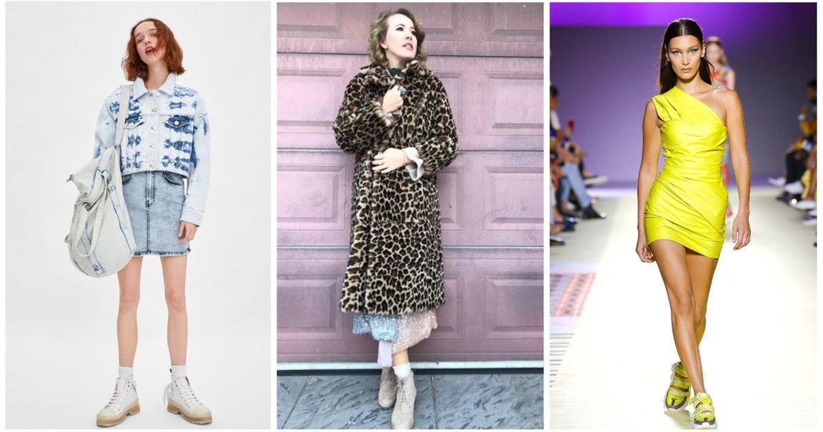 Модные тренды 2019 года. Что будет в моде весной и летом (47 ФОТО)