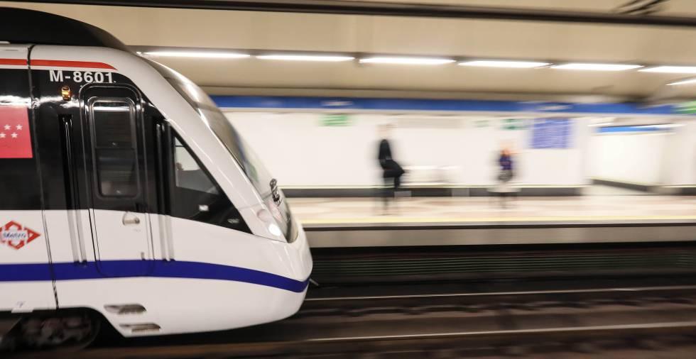Photo of Detenido el supuesto agresor de una mujer en el metro de Madrid