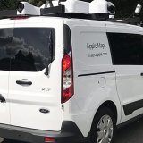Apple разрабатывает электрический фургон