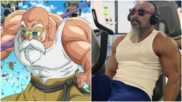 Photo of It's The Real-Life Master Roshi
