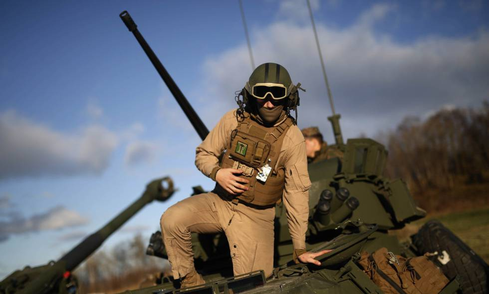 Photo of ¿Puede la era Trumputin espolear a la UE a convertirse en un actor militar relevante?