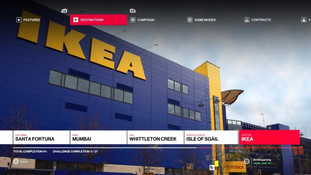 Photo of IKEA Stores And Hitman Levels Are Both Snail Houses With Swiss Cheese