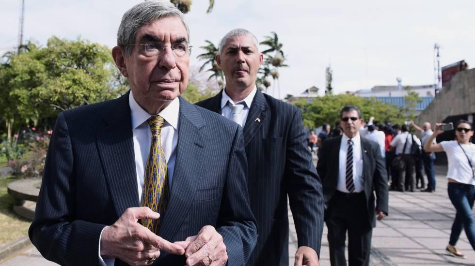 Photo of Un juzgado de Costa Rica libra a Óscar Arias de un juicio por corrupción