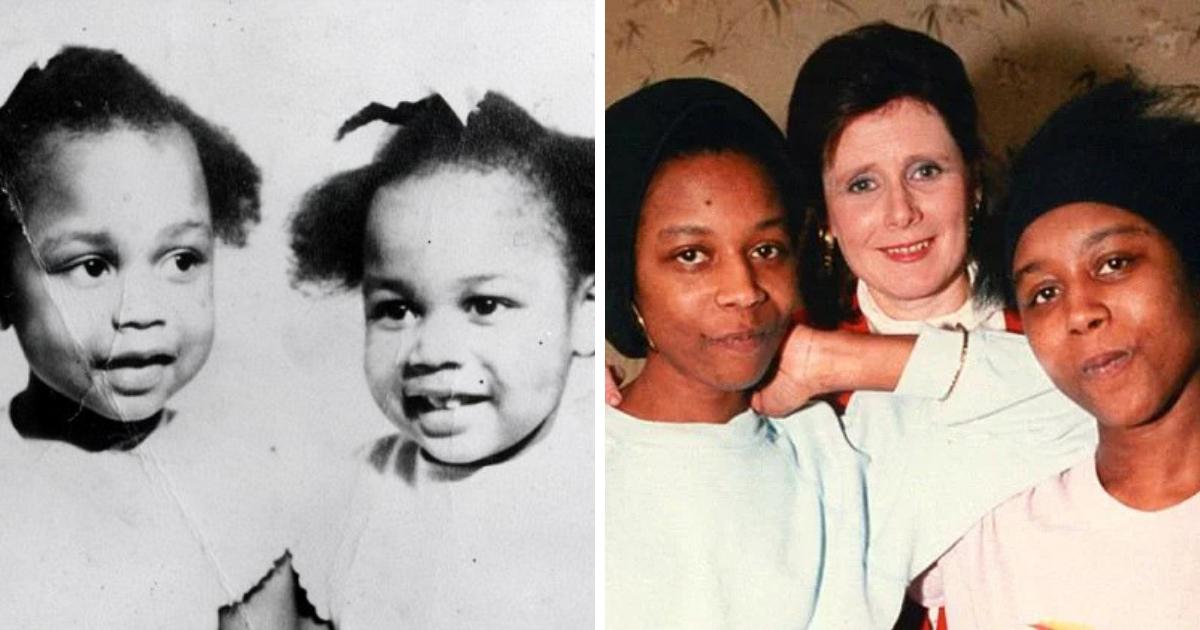 Фото Тихие близнецы: история девушек, общавшихся только с друг другом