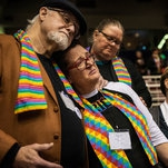United Methodists Tighten Ban on Same-Sex Marriage and Gay Clergy