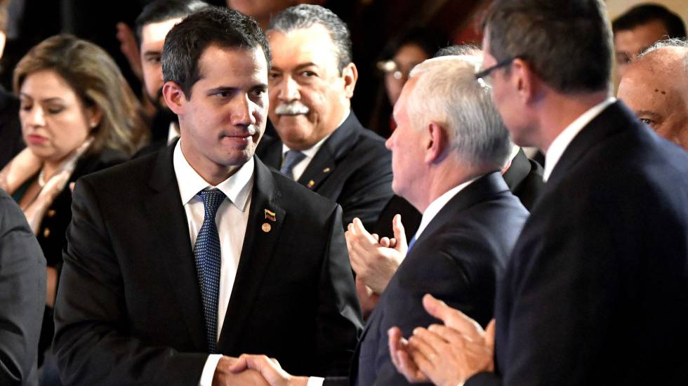Photo of Guaidó visitará Brasil para reunirse con Bolsonaro